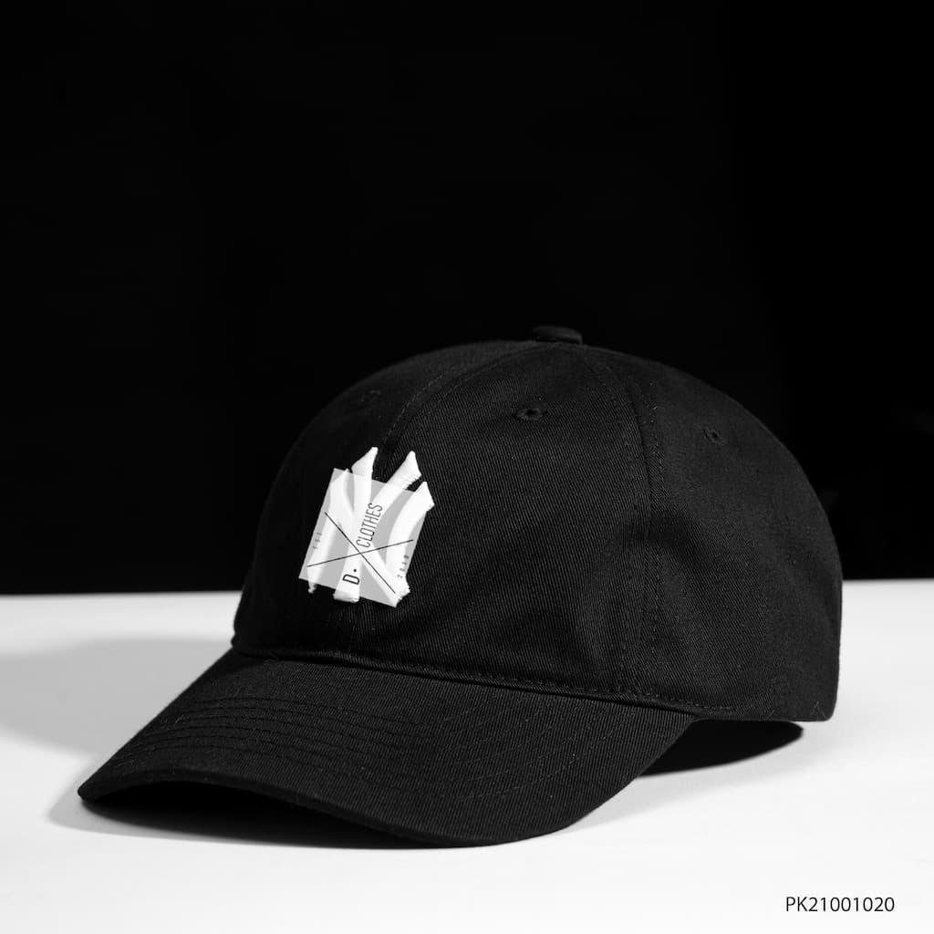 Mũ LA trắng