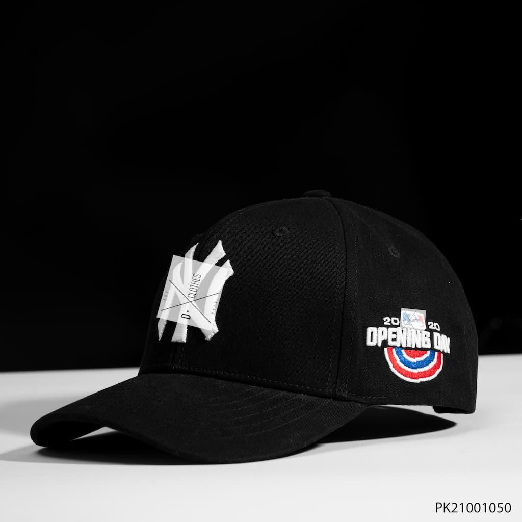 Mũ MLB đen 5