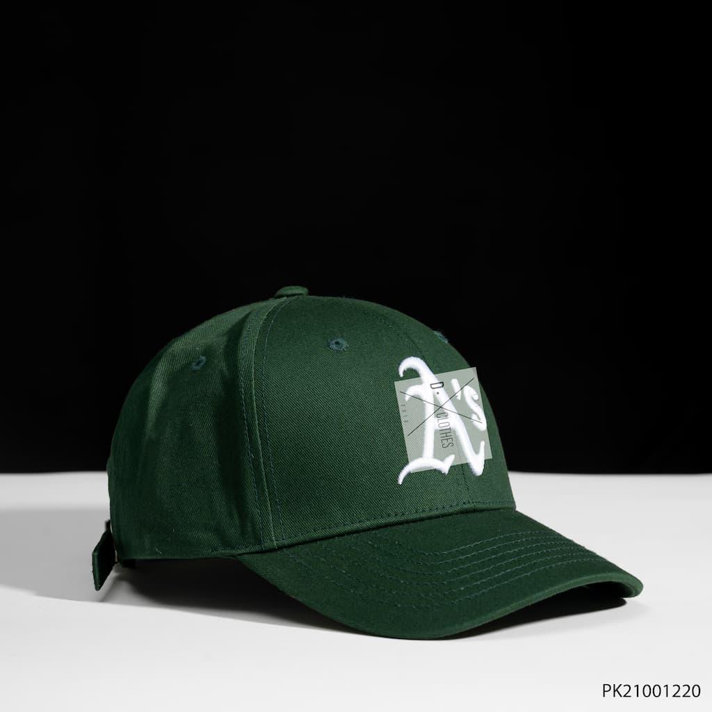 Mũ MLB Xanh Lá
