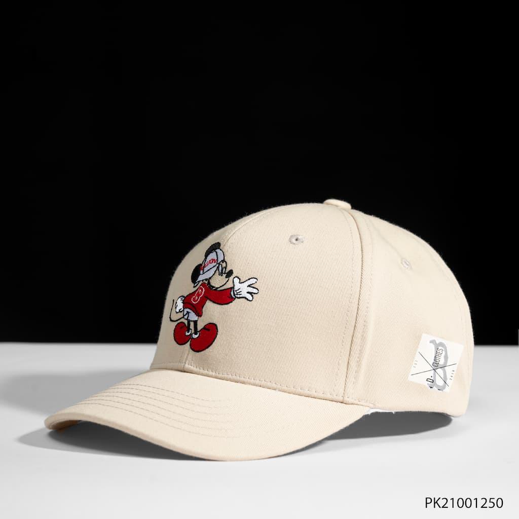 Mũ MLB màu trắng