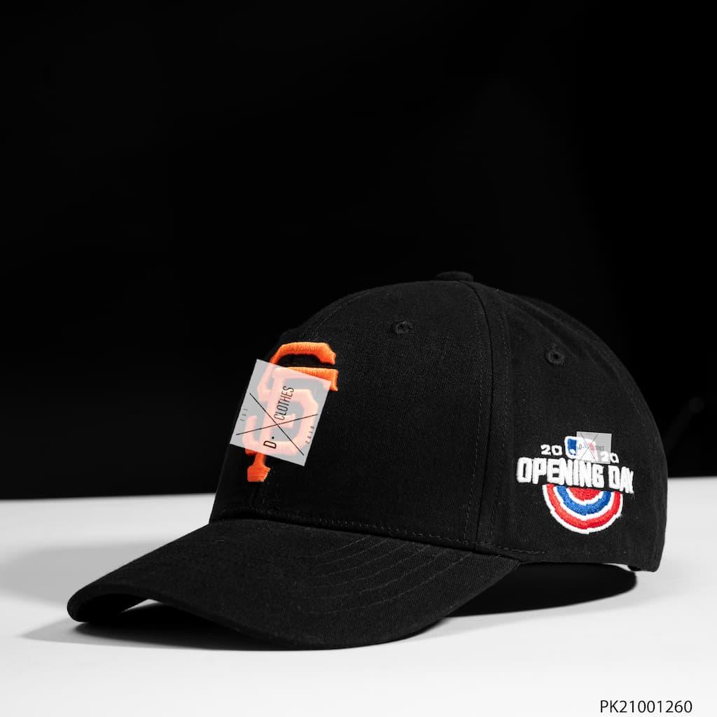 Mũ MLB màu đen 1