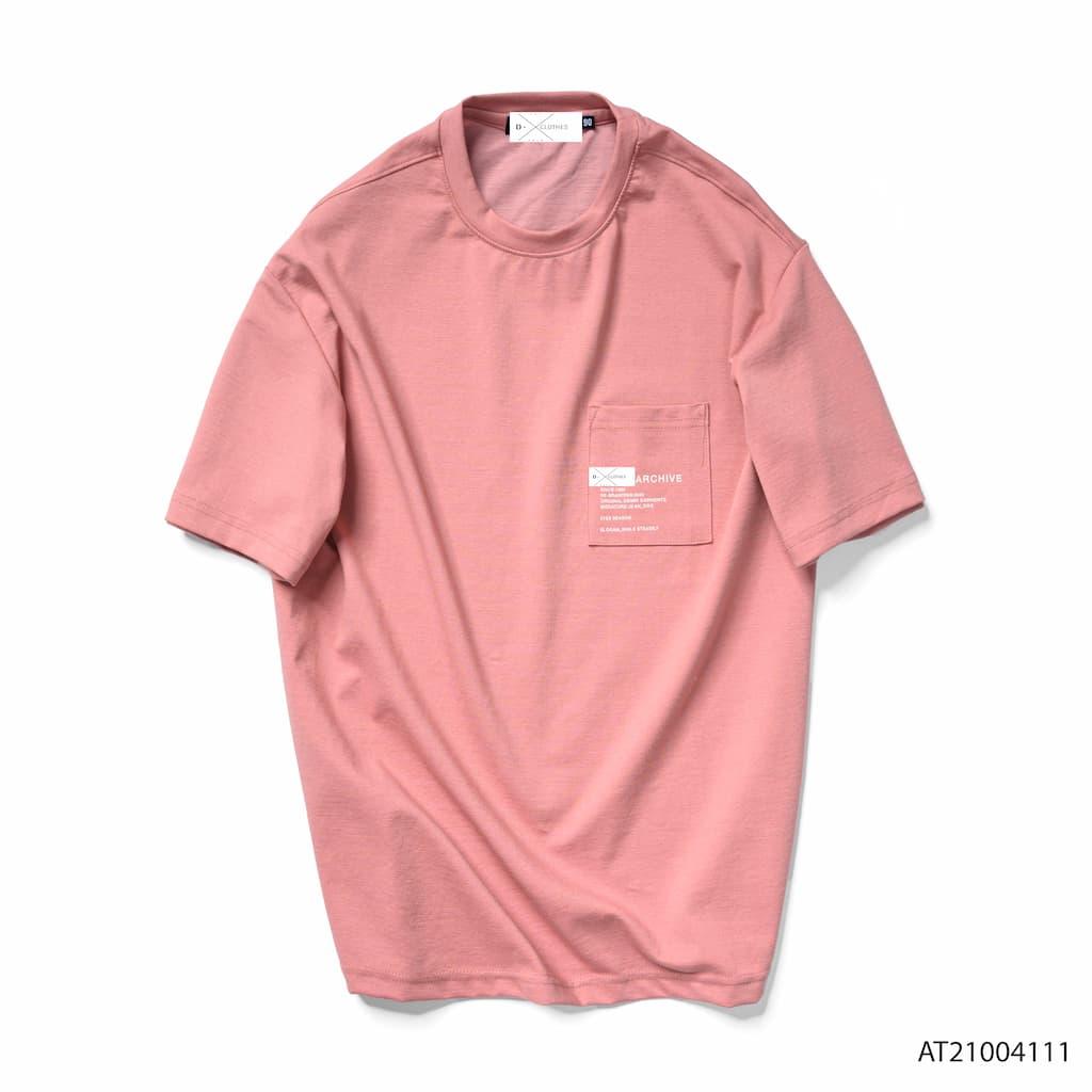 Áo thun JMBE màu hồng