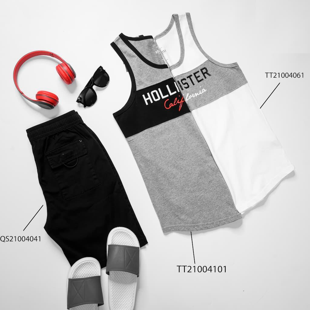 Mix&Match Áo thun ba lỗ và shorts hình đại diện