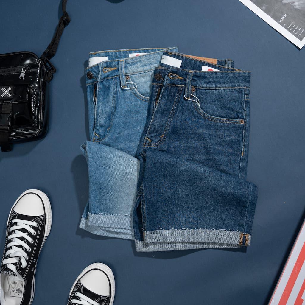 Quần shorts Jeans Levis QS210091 hình chi tiết 2