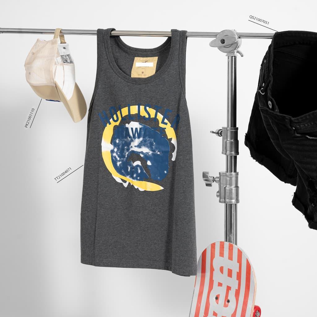 Mix&match áo thun ba lỗ và shorts 1